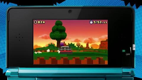 Sonic Lost World für Nintendo 3DS - Trailer (E3 2013)