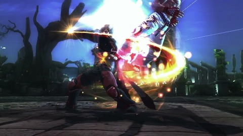 Kostenloses PS3-Spiel Tekken Revolution - Trailer (E3 2013)