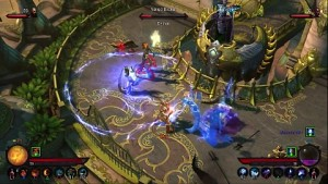 Diablo 3 auf Playstation 3 - Trailer (Multiplayer, E3 2013)