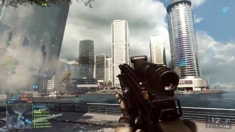 Battlefield 4 - Gameplay-Demo (Multiplayer, E3 2013)