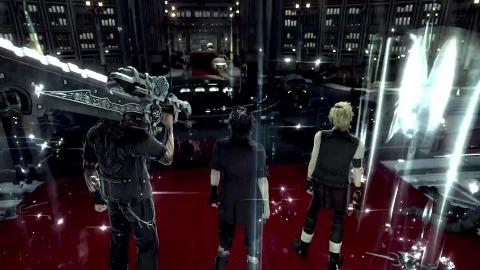 Final Fantasy 15 - Gameplay mit Kämpfen (E3 2013)