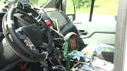 Robotischer Testfahrer bei Ford