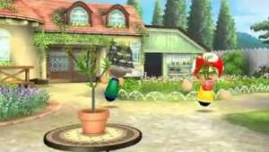 Nintendo zeigt die neuen Streetpass-Spiele (japanisch)