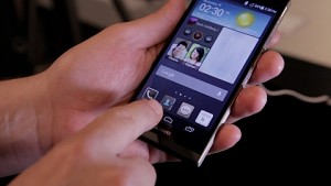 Huawei Ascend P6 - Hands on