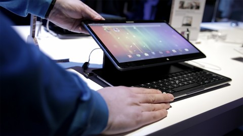 Samsung Ativ Q - Hands on