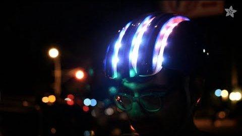 City Bike Helmet von Adadruit