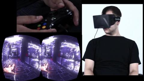 Dark - Trailer (Oculus-Rift- und 3D-Support)