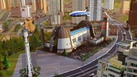 Sim City 5 - Gameplay-Demo (Luftschiff-Set)