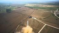 Start der Grasshopper - Space X