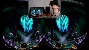 Dark mit Oculus Rift - ausprobiert