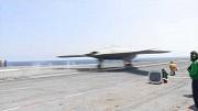 X-47B Start und Landung auf Flugzeugträger