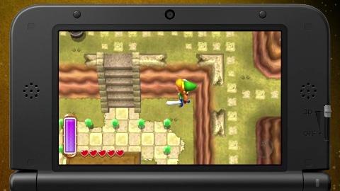 The Legend of Zelda A Link Between Worlds - Trailer