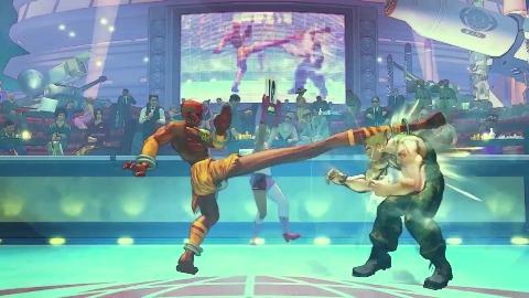 Ultra Street Fighter 4 - Trailer (Debut)