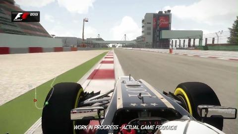 F1 2013 - Gameplay-Demo (Nürburgring)