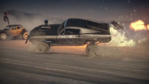 Mad Max - Trailer (Gameplay)