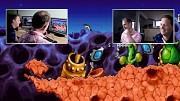 Team 17 und Golem.de spielen Worms 1