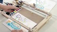 Watercolorbot - der Pinselplotter zum Malen