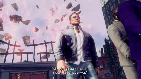 Saints Row 4 - Trailer (Johnny Gat kehrt zurück)