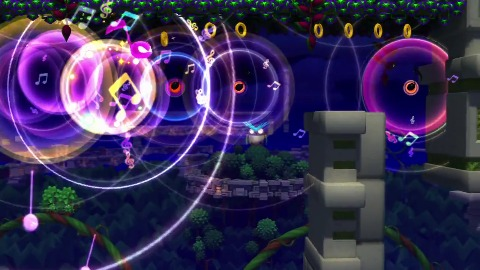 Sonic Lost World - Trailer (Color-Powers)