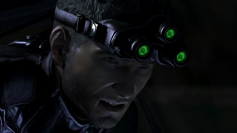 Splinter Cell Blacklist - Trailer (Transformation)