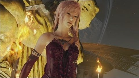 Lightning Returns Final Fantasy 13 - Comic-Con 2013