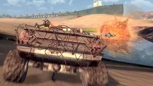 Motorgun - frühes Prototyp-Gameplay (Kickstarter)