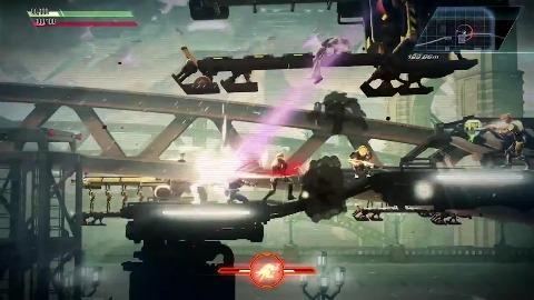 Strider - Gameplay-Demo (San Diego Comic-Con 2013)