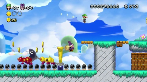 New Super Luigi U - Trailer (E3 2013)