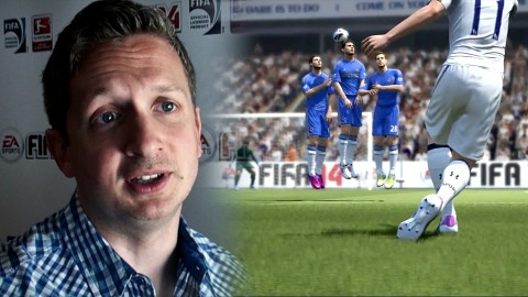 Fifa 14 - Interview mit Marcel Kuhn von EA Sports