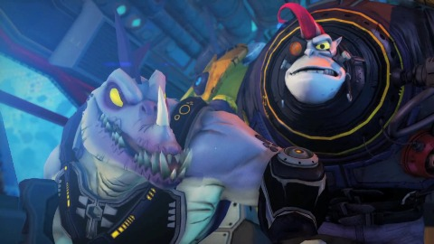 Ratchet and Clank Nexus - Trailer (Debut, Gameplay)