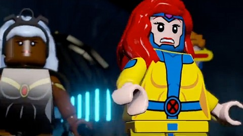 Lego Marvel Super Heroes - Trailer (Big Figures)