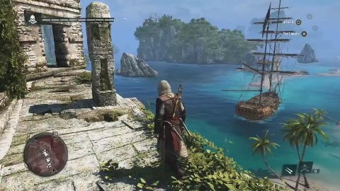 Assassin's Creed 4 Black Flag - 13 Min. Gameplay-Demo