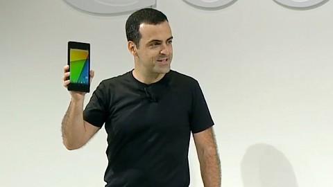Google stellt das neue Nexus 7 vor