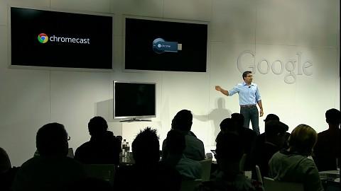 Google stellt Chromecast vor