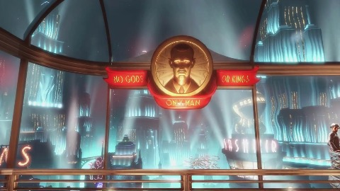 Bioshock Infinite - Trailer (Burial at Sea, DLC)
