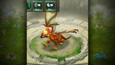 Dragons of Atlantis Erben der Drachen - Trailer (iOS)