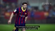 Fifa 14 - Trailer (Barcelona)
