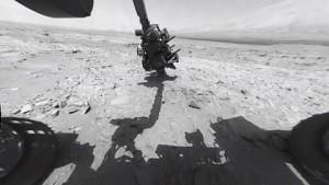 Zeitraffer ein Jahr auf dem Mars - Curiosity