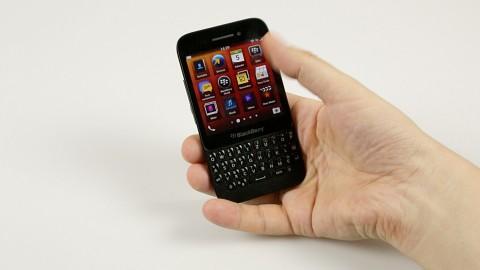 Blackberry Q5 - Fazit