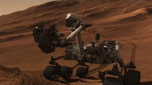 Happy Birthday Curiosity (Nasa)