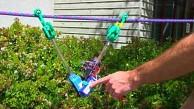 Hangelnder Roboter Skysweeper
