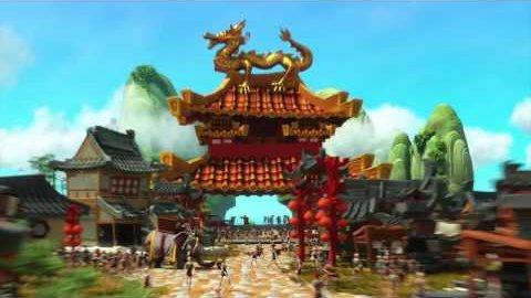 Civilization Online - Debut Trailer (2013)