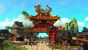 Civilization Online - Debut Trailer (2013)