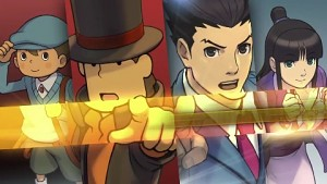 Professor Layton vs. Phoenix Wright - Nintendo Direct