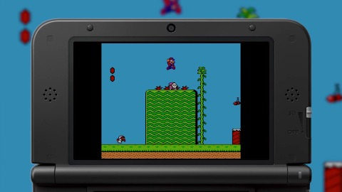 Super Mario Bros. 2 für Nintendo 3DS - Trailer