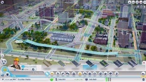 Sim City 5 - neues Straßentool vorgestellt