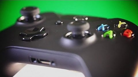 Xbox One - Major Nelson stellt den Controller vor