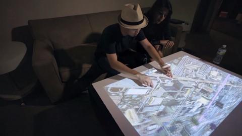 Ubi Interactive Kinect App - Herstellervideo