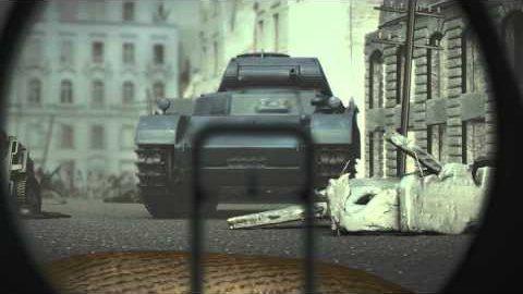 Panzer General Online - Trailer (Gamescom 2013)