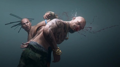 Fighter Within - Trailer (Cinematic, Gamescom 2013)